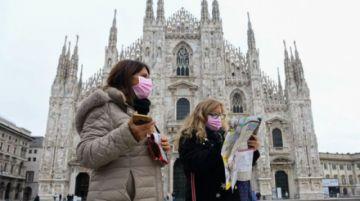 Se dispara el número de fallecidos en Italia  por el coronavirus