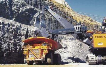 Las exportaciones de los minerales disminuyen por las bajas cotizaciones