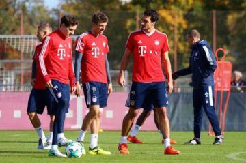 Bayern Munich choca con Eintracht Frankfurt en semis