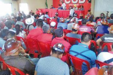 El Gobierno analiza la propuesta de la COB sobre aumento salarial