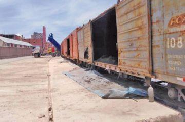 Los vecinos dan un plazo para trasladar carguío de minerales