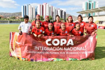 Selección femenina busca su tercera victoria