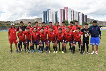 Potosí logra un triunfo en la Copa Bolivia