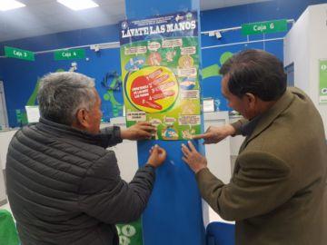 No hay casos sospechosos de coronavirus en Potosí