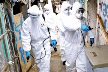 La OMS declara al coronavirus como una pandemia