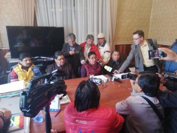 La alcaldía anunció la suspensión del desfile del 23 de marzo