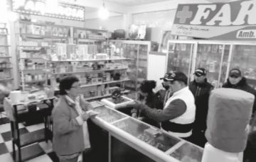 Intendencia efectuó un control en  farmacias