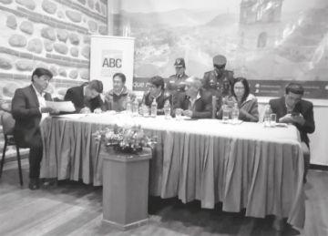 Garantizan la conclusión del proyecto Uyuni-Atocha-Tupiza