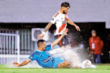 River Plate golea 8-0 a Binacional pese a desperdiciar dos penales