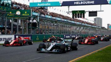 Se canceló el GP de Australia