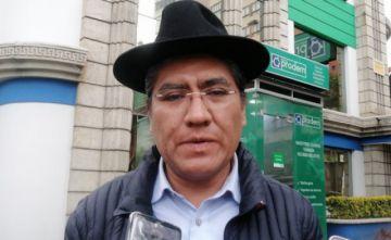 El TSE ratifica la inhabilitación de la candidatura de Diego Pary