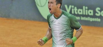Bolivia retará a Bélgica en tenis