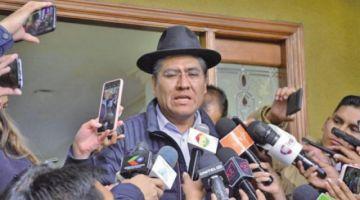 Ratifican inhabilitación de Diego Pary como candidato a senador