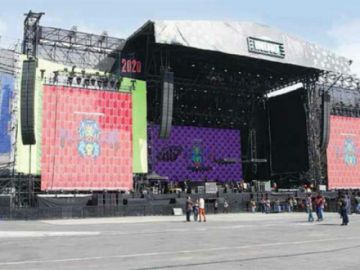El Festival Vive Latino se mantiene pese a crisis