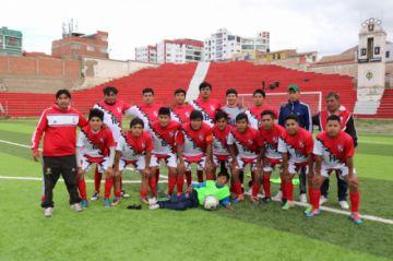 Sporting Potosí gana y se mantiene en Primera B