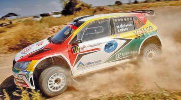 Bulacia gana el Mundial de Rally