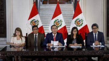 Perú cierra fronteras y decreta inmovilización nacional por el coronavirus