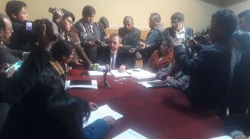Alcaldía de Potosí asigna dos millones de Bolivianos para enfrentar el coronavirus