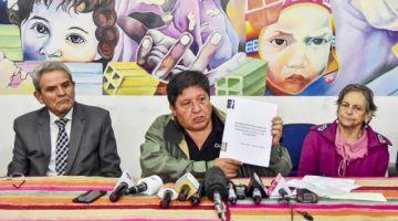 Piden a Camacho, Añez y Tuto dejar candidaturas