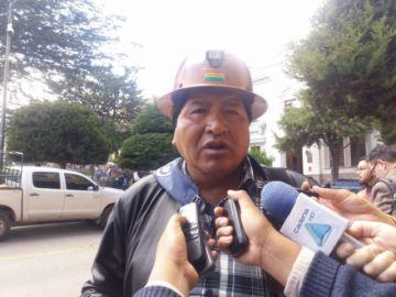 Denuncian despido de trabajadores mineros