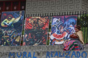 La Paz se rinde ante el potosino Alandia pantoja