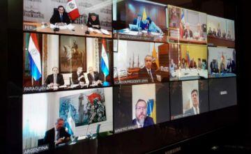 Bolivia coordina acciones con 9 países para frenar avance del coronavirus