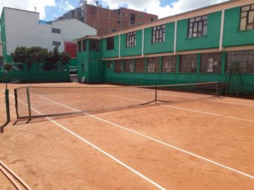 La Asociación de Tenis Potosí analizará si para entrenamientos