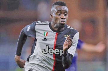Blaise Matuidi es segundo jugador del Juventus en dar positivo por coronavirus