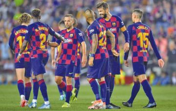 La Federación Española de fútbol descarta declarar campeón al Barcelona