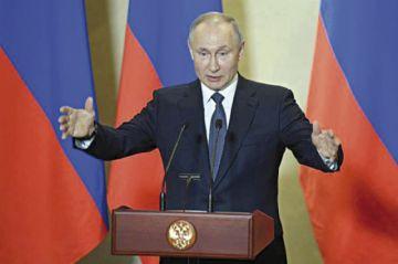 Putin abre una polémicacampaña política en Crimea