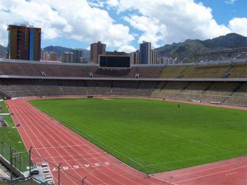 """Los trabajos de mejoras en el estadio """"Hernando Siles"""" continuarán"""