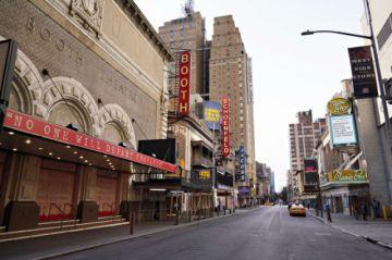 Salas de cine en EE.UU. cierran por el COVID-19