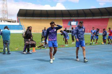 Ferrufino espera que jugadores se recuperen de sus lesiones