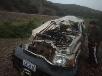 Policía confirma accidente de tránsito que dejó una persona fallecida
