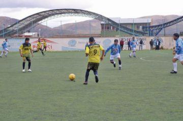 Suspenden las finales de la Mutual de Exjugadores de Fútbol de Potosí