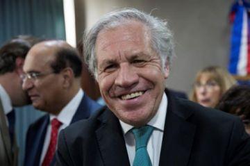 Luis Almagro gana las elecciones y seguirá en la OEA cinco años más