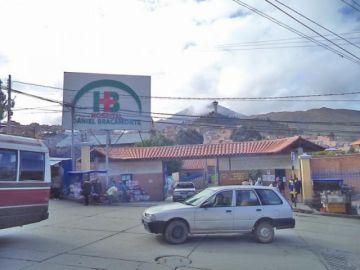 El Sirmes en Potosí solicita insumos para proteger al personal sanitario