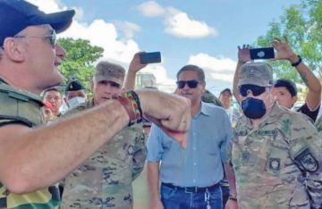 Ministro Luis Fernando López instruye cierre de frontera con Argentina