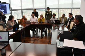 Gabinete ministerial ajustará medidas después de reunirse hoy en La Paz