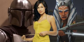 """Rosario Dawson se apunta a """"Star Wars"""" con un papel"""