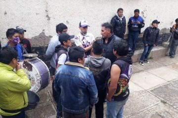 Real Potosí rescinde contrato con el técnico Ferrufino