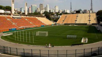 San Pablo montará hospitales de campaña en estadio Pacaembú y el Sambódromo