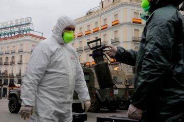 Reportan que en España hay 22 casos de bolivianos con coronavirus