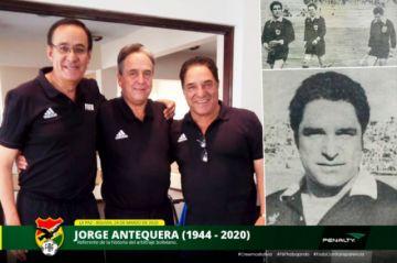 Jorge Antequera, un referente del arbitraje, falleció hoy