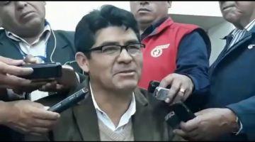 Gobierno abre la posibilidad de iniciar proceso al gobernador Véliz