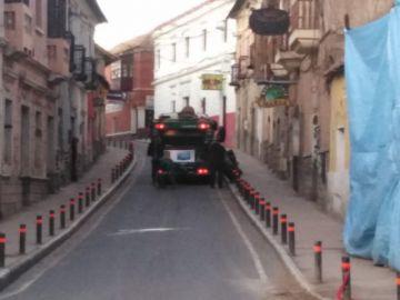 EMAP pide a la ciudadanía esperar al carro recolector