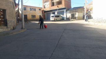 El Mercado de la Plaza El Minero tiene a varios compradores