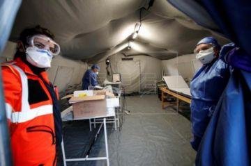El coronavirus infecta a más de 413.000 personas en el mundo y mata a 18.433