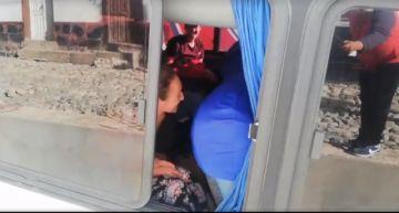 Trasladan en buses de turistas hacia Cochabamba