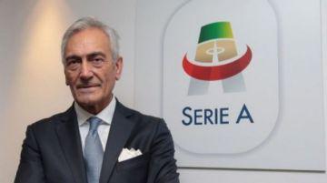 Italia quiere terminar la temporada de fútbol, aunque sea en agosto